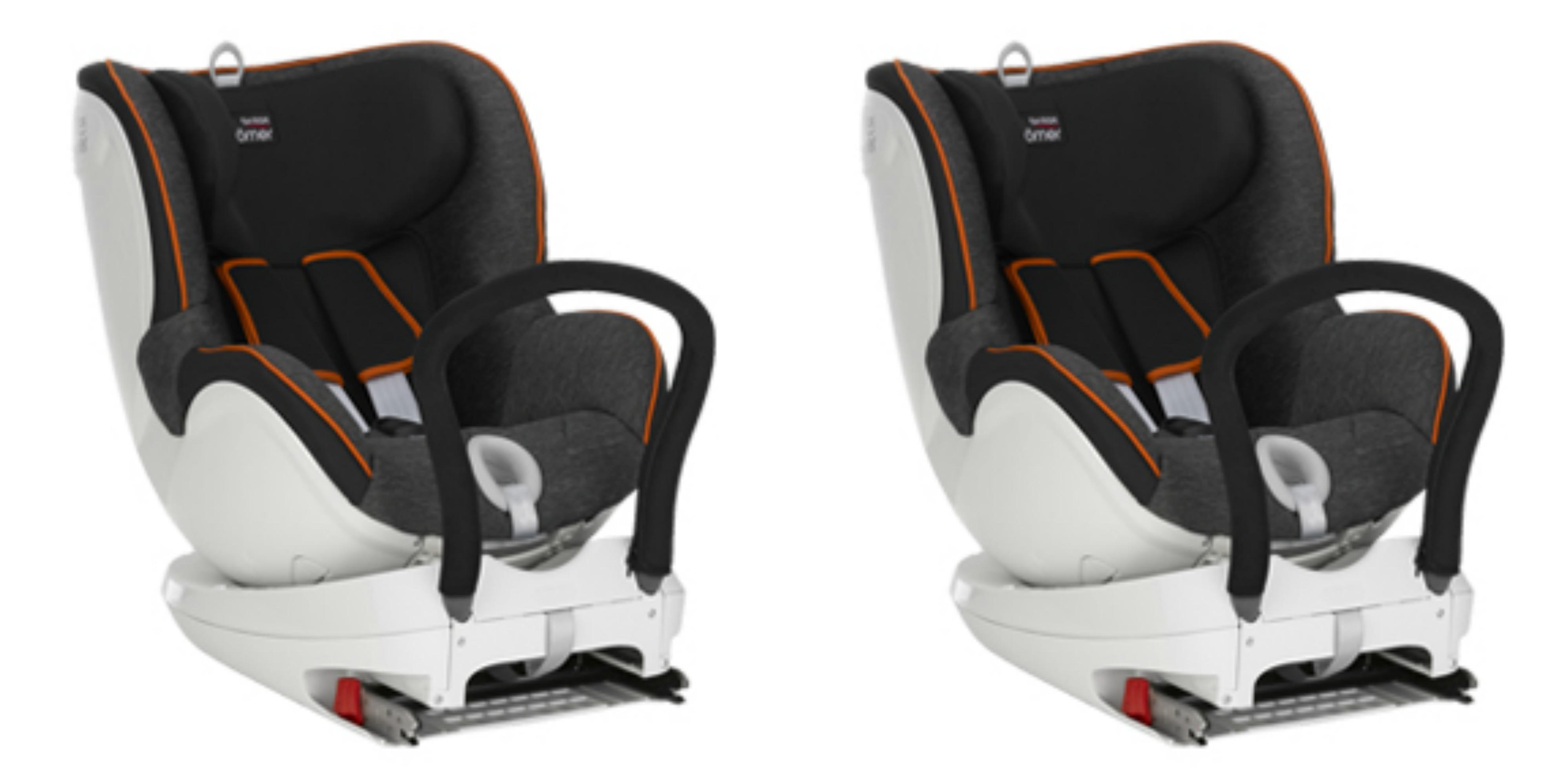 Recall: Britax Dualfix Car Seat