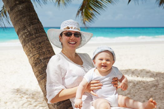 7 Ways To Keep Your Baby Protected In The Sun