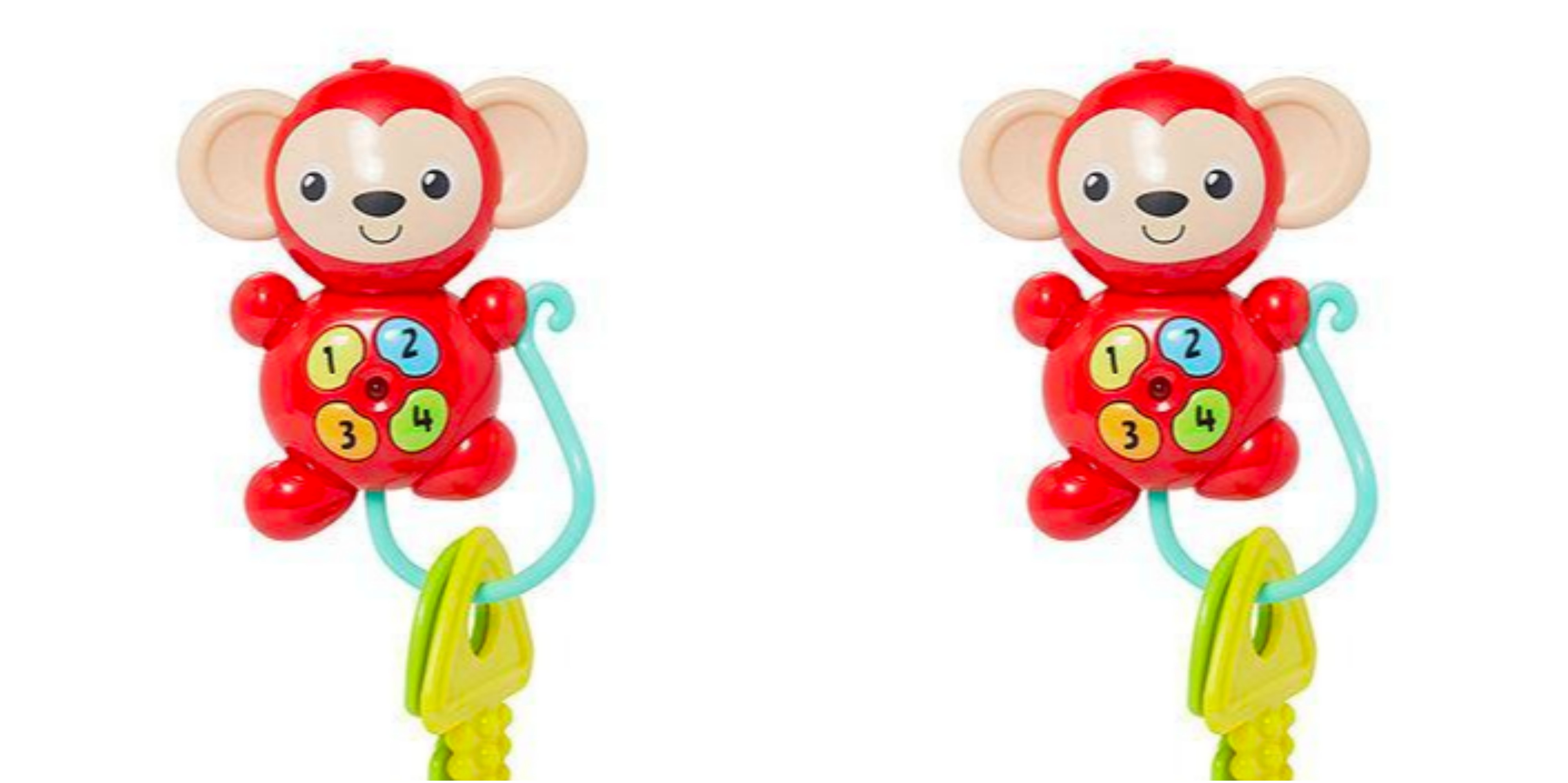 RECALL: Mothercare My First Keys