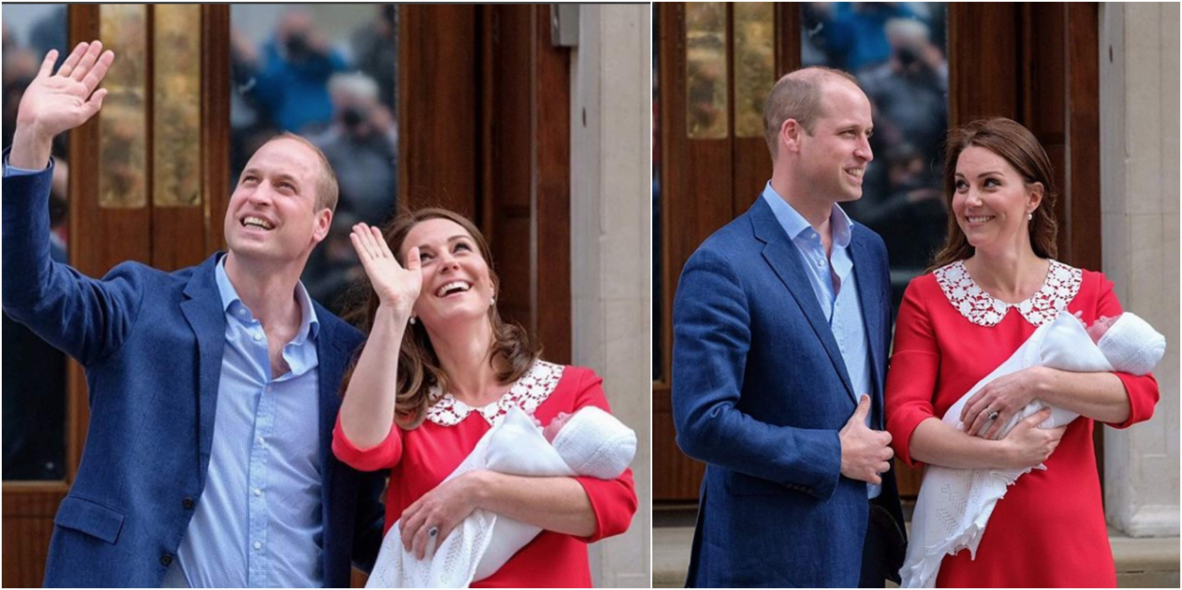When Will We Find Out The New Royal Baby Name?