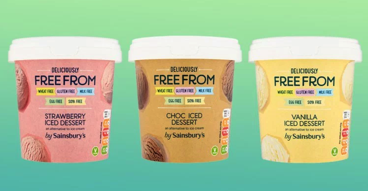 Sainsbury's Have Released 3 New Vegan Ice Creams & They're Perfect For Toddlers!