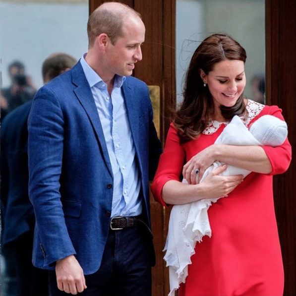 The Royal Baby's Name Has Been Revealed…