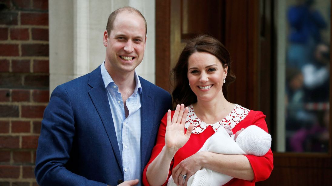 What Will The New Baby Prince Be Called? Royal Baby Name Predictions