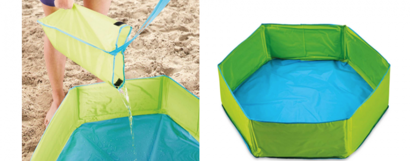 Aldi Is Selling A Baby Pool For Summer & It's Only £12.99!
