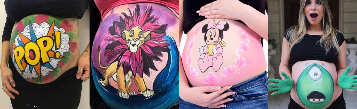 9 Amazing Bump Art Pictures To Inspire You To Get Creative